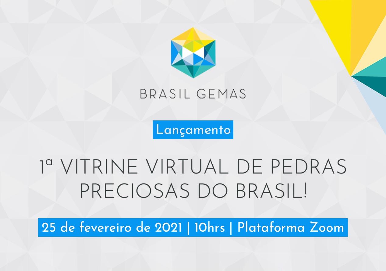 vitrine virtual Brasil Gemas